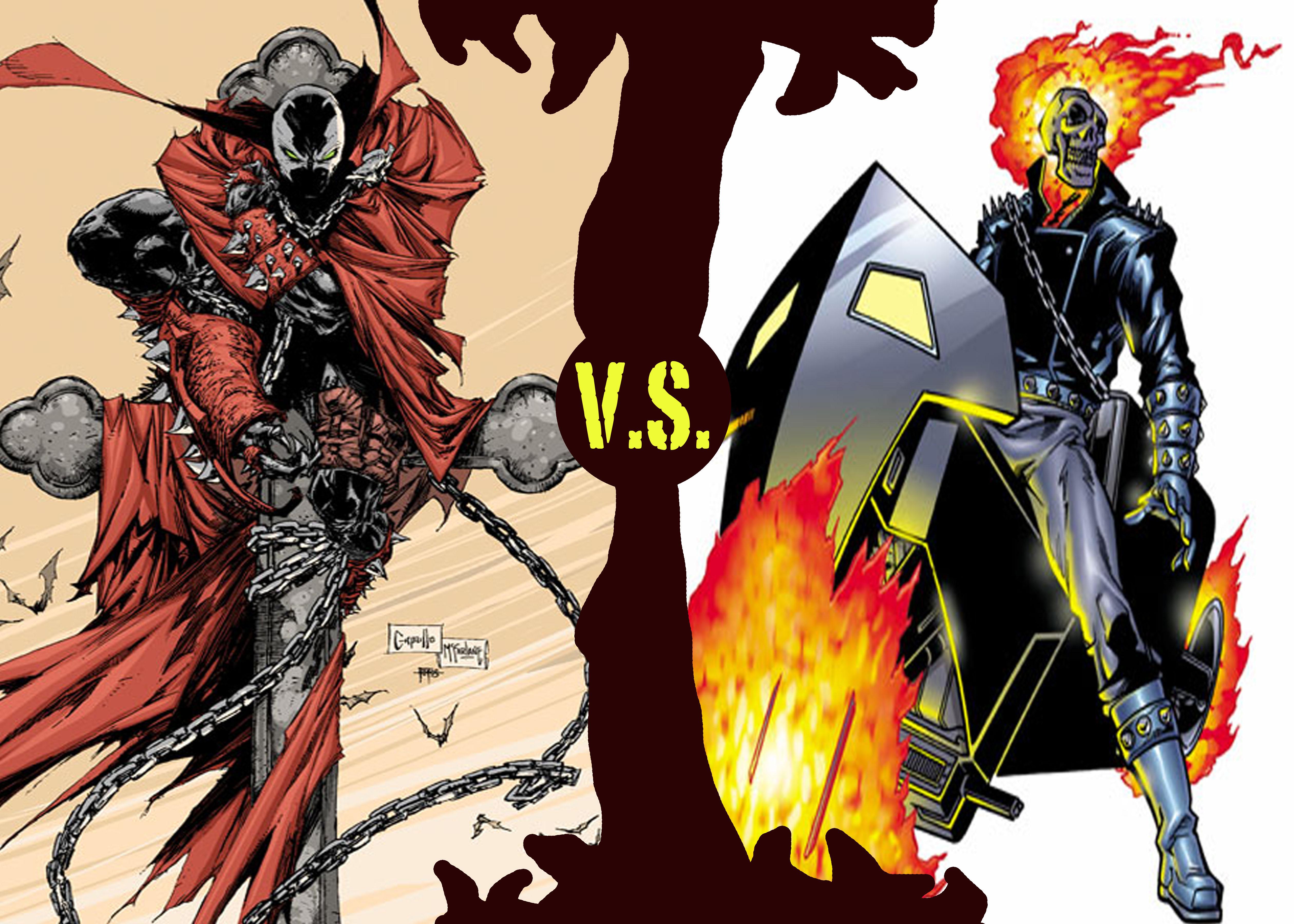 taokaka vs ghost rider - photo #24